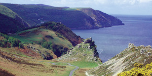 Walk around Lynton and Lynmouth