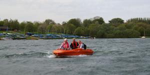 Bushcraft walk with short boat ride