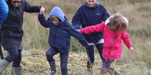 What's happening in Exmoor this half term?