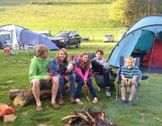 Exmoor Camping   Westermill Farm