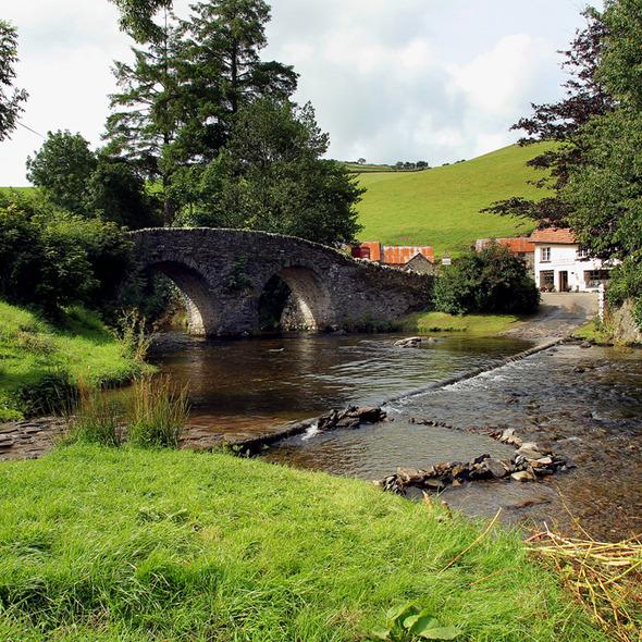 Doone Country, Malmsmead