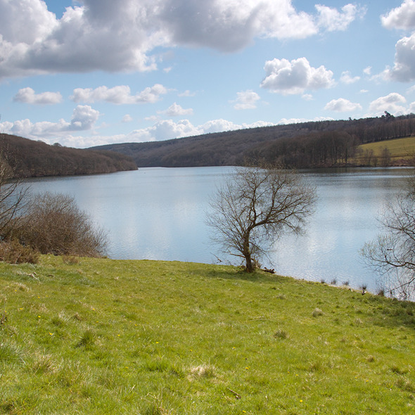 Wimbleball Lake Country Park, sailing, fishing, walking & cycling