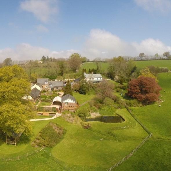 Little Quarme Cottages & Weddings