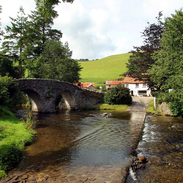 Doone Valley, near Lynmouth