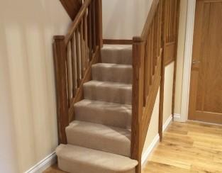 Standard Oak Stairs