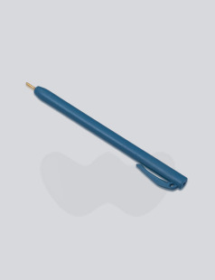 Metal Detectable Stick Pen With Clip