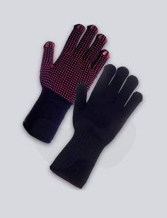 Acri-Dot Gloves With PVC Grip