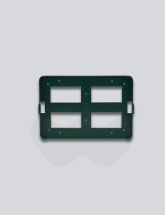 Clip In Wall Bracket for First Aid Kits