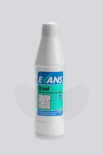 Evans Q'Sol Washing Up Liquid