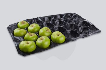 Nestipack round fruit liners, 590x390mm
