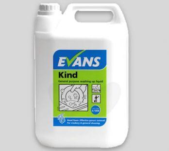 Evans Kind Washing Up Liquid