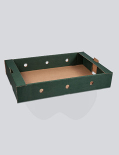 Hand Erect Produce Tray, 400x600mm