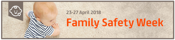 Yewdale Supports Family Safety Week 2018
