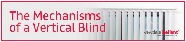The Mechanisms Of A Vertical Blind