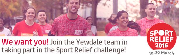 🏃 Sport Relief 2016 🏃