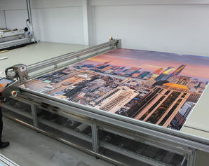 Printed Blinds by Yewdale