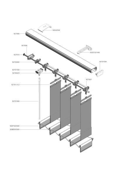 VL31 Premium Profile components