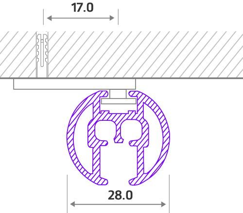 7600W Cord Drawn components