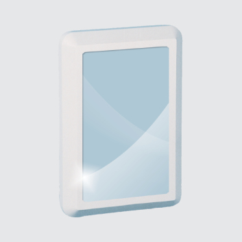 K515 Polycarbonate Mirror