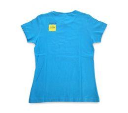 Bianca T-Shirt Ladies - Blue