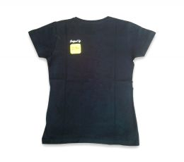 Bianca T-Shirt Ladies - Black