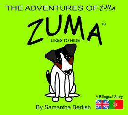 Zuma likes to Hide-Bilingual Version