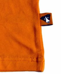 Long Sleeve Top Orange