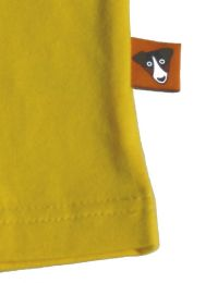 Long Sleeve Top Yellow