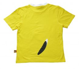 Short Sleeve T-Shirt Yellow